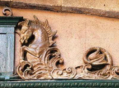 Poseidon's Horse