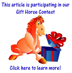 Gift Horse Contest